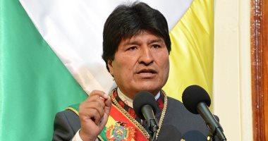 رئيس بوليفيا: تقدمت بالاستقالة حتى لا يتعرض إخواننا لتهديدات.. وكفاحنا لم ينته