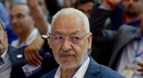 """""""النهضة"""" تعلن ترشيح الغنوشي رئيسا للبرلمان التونسي"""