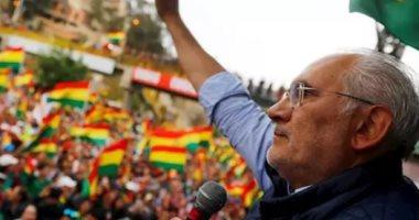 زعيم المعارضة البوليفية يحتفل باستقالة الرئيس موراليس: نهاية الطغيان