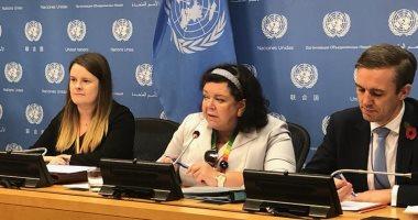 سفيرة بريطانيا بمجلس الأمن: يجب تهنئة السعودية والمتفاوضين على اتفاق الرياض
