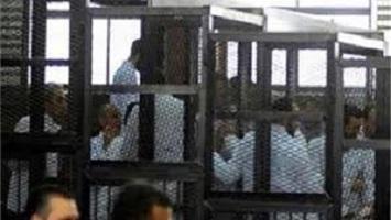 """أبرز المحطات فى قضية محاكمة 73 متهما بـ""""فض اعتصام رابعة"""" بالتواريخ"""