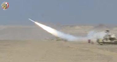 """""""الله ينور يا بطل"""".. رمايات صاروخية لقوات الدفاع الجوى المصرى تبهر """"الروس"""""""
