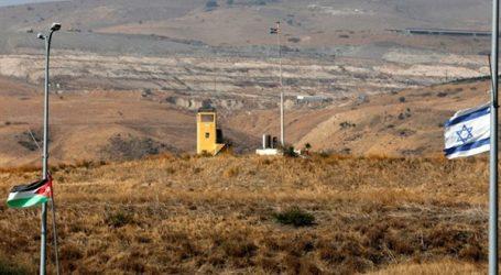 الاحتلال يعلن تمديد استئجار منطقة الغمر من الأردن