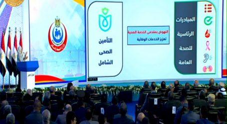 وزيرة الصحة تستعرض تطبيق مشروع التأمين الصحي الشامل ببورسعيد