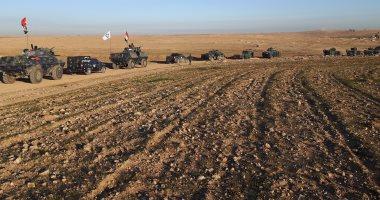 سقوط 17 صاروخا قرب قاعدة عسكرية لقوات أمريكية بالعراق