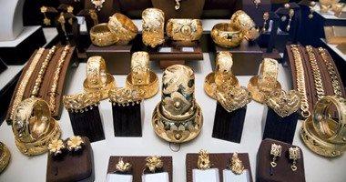 انخفاض أسعار الذهب فى مصر 20 جنيها خلال أسبوع