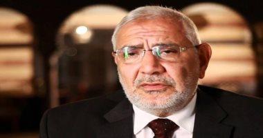 تجديد حبس عبد المنعم أبو الفتوح 45 يومًا بتهمة التحريض ضد الدولة
