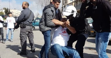 الاحتلال الإسرائيلى يعتقل 8 فلسطينيين من الضفة الغربية