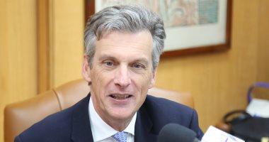 """سفير بريطانيا بالقاهرة: مذكرة تفاهم مع """"الصحة المصرية"""" لتقديم أفضل خدمة طبية"""