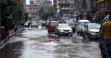 الأرصاد تتوقع سقوط أمطار على السواحل الشمالية غدا والصغرى بالقاهرة 23درجة