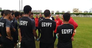 محاولات لزيادة الجماهير فى مباراة منتخب مصر الأولمبى بنصف النهائى