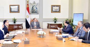 الرئيس يوجه بالإطلاق التجريبى للتأمين الصحى الشامل بجنوب سيناء والأقصر