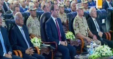 """الرئيس السيسى يوجه بوضع القوات اللازمة لتأمين طريق """"شرم الشيخ الجديد"""""""
