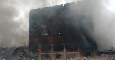 المعاينة المبدئية لمصنع أبو حوا: مليار جنيه خسائر.. والنيابة تستمع للمديرين