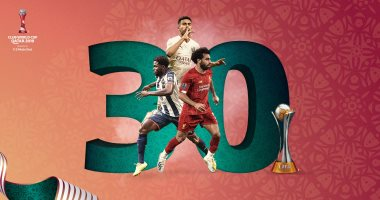 الفيفا يعلن بدء العد التنازلى لانطلاق كأس العالم للأندية 2019