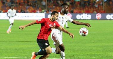 فيديو.. ياسر ريان يتقدم للمنتخب الأولمبى أمام غانا والنتيجة 3/2