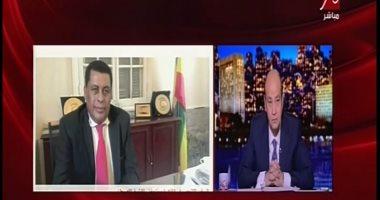 سفير إثيوبيا بالقاهرة: متفائلون بمفاوضات سد النهضة ونتوقع تقدمًا الفترة المقبل