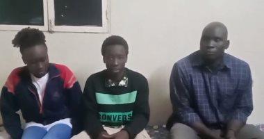 فيديو.. أول رسالة من الطالب الأفريقى بطل موقعة التنمر بعد دعوته لمنتدى شباب العالم