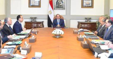 الرئيس السيسي يوجه زيادة الرقعة العمرانية والمجتمعية فى سيناء