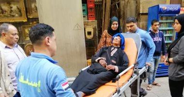 الرئيس السيسى يوجه بعلاج مسنة ورفع كفاءة منزلها وتوفير الأثاث اللازم