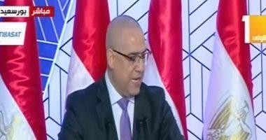 وزير الإسكان: تكلفة مشروعات شبكة الطرق القومية 39 مليار جنيه