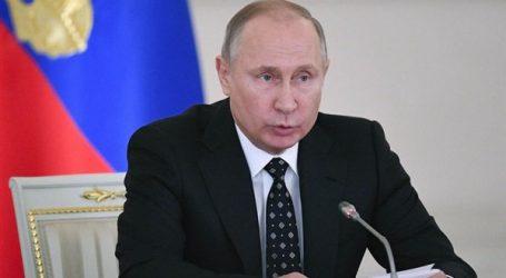 عاجل| الرئيس الروسي يقيل 10 جنرالات بـ أجهزة الأمن