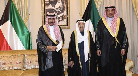 الكويت ..ناصر الخالد يؤدى اليمين الدستورية أمام الشيخ صباح الأحمد