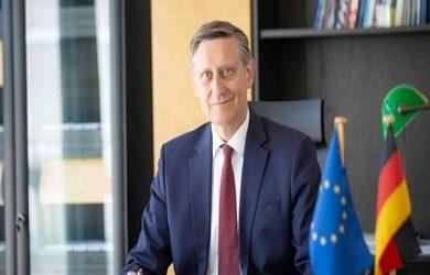 سفير ألمانيا بالقاهرة: السيسي يحلم بتعزيز منظومة النقل الكهربائي والتوسع بها