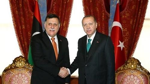 أردوغان و السراج