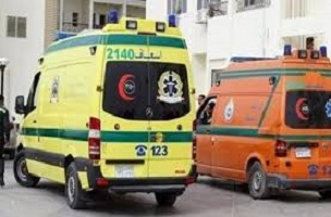 """مصرع وإصابة 24 عاملا في حادث تصادم على طريق """"بورسعيد- دمياط"""""""