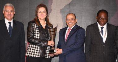 مصر تفوز بجائزة فى الإبداع الإدارى بمؤتمر الجمعية الأفريقية للإدارة العامة