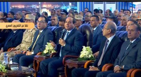 بالفيديو.. السيسي يفتتح محطة محولات مدينة دمياط للأثاث عبر كونفرانس