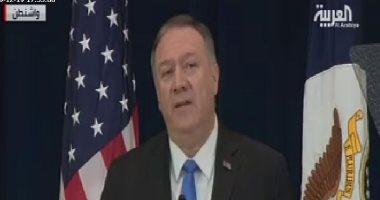 الخارجية الأمريكية: الغارات فى العراق وسوريا رسالة واضحة لإيران