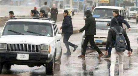 الأرصاد: غدا أمطار على السواحل الشمالية.. والصغرى بالقاهرة 14