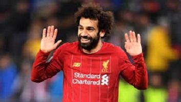 محمد صلاح يسجل أرقاما قياسية فى شوط ليفربول الأول ضد بورنموث