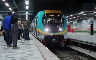 النقل: حفار المرحلة الثالثة بالخط الثالث للمترو يصل محطة ماسبيرو الأحد