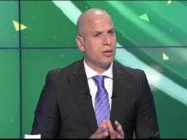"""وائل جمعة:موسيماني يتحمل مسئولية الهزيمة و """"مبسوط"""" من الهزيمة"""