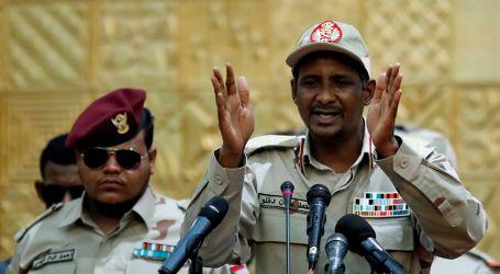 حميدتي: السلام في السودان قادم لا محالة
