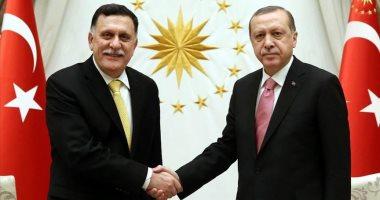 أردوغان يتحدى القانون الدولى ويوقع مذكرة إرسال قوات تركية إلى ليبيا