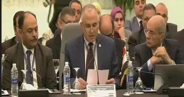 وزراء الرى بمصر والسودان وإثيوبيا يواصلون اليوم مباحثات سد النهضة فى القاهرة