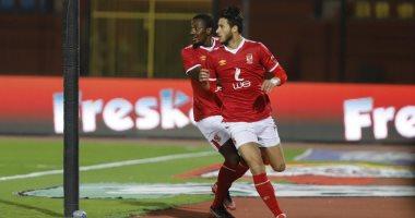 أزارو يسجل أول أهدافه هذا الموسم و الثانى للأهلى أمام دجلة