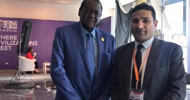 مساعد الأمين العام للكوميسا: مصر أساس الحضارة ونقطة التواصل بين العالم