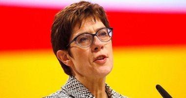 وزيرة دفاع ألمانيا: نقف مع اليونان ضد الاتفاق البحرى بين أردوغان والسراج