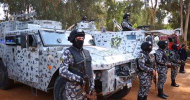 انتشار قوات الشرطة بمحيط المتنزهات لتأمين فرحة المصريين باحتفالات رأس السنة