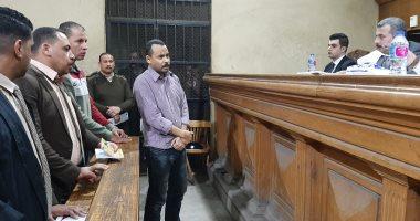 تأجيل محاكمة محامى قتل والده بمساعدة زوجة أبيه وصديقه بالشرقية لـ 29 يناير
