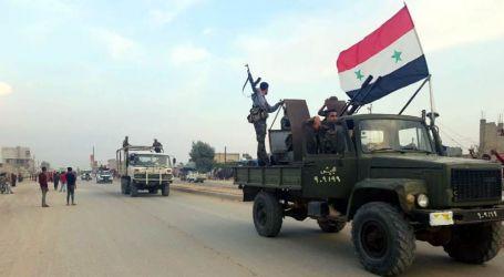 الجيش السوري يفجر انتحاريا يقود عربة مفخخة شرق إدلب