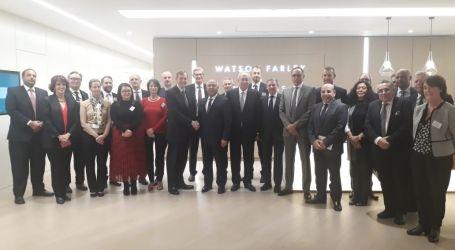 السفير البريطانى بالقاهرة: تبادل الزيارات الوزارية يمهد لتعاون اقتصادى قوى