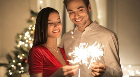 أفكار رومانسية لليلة رأس السنة مع الشريك