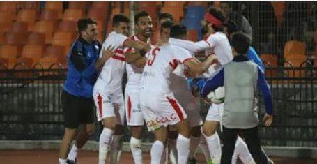 هدف الخلاص .. محمود علاء يضيف الثاني للزمالك أمام بيراميدز من ركلة جزاء