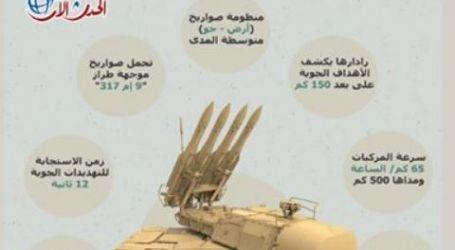 """"""" الحدث الآن """" … 13 معلومة عن صواريخ """"بوك إم 2"""" الروسية"""